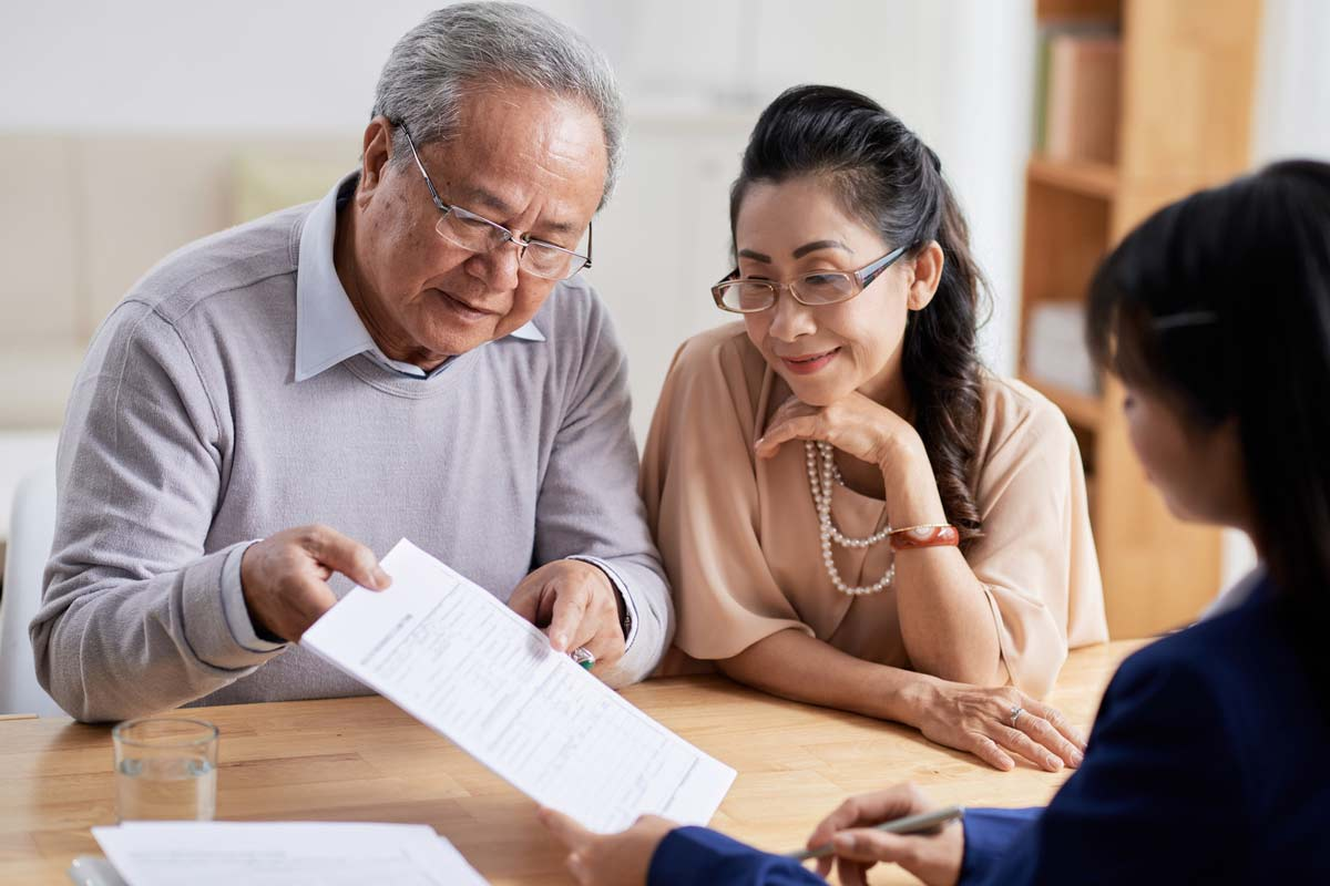 Life Insurance For Seniors – How Does It Work?